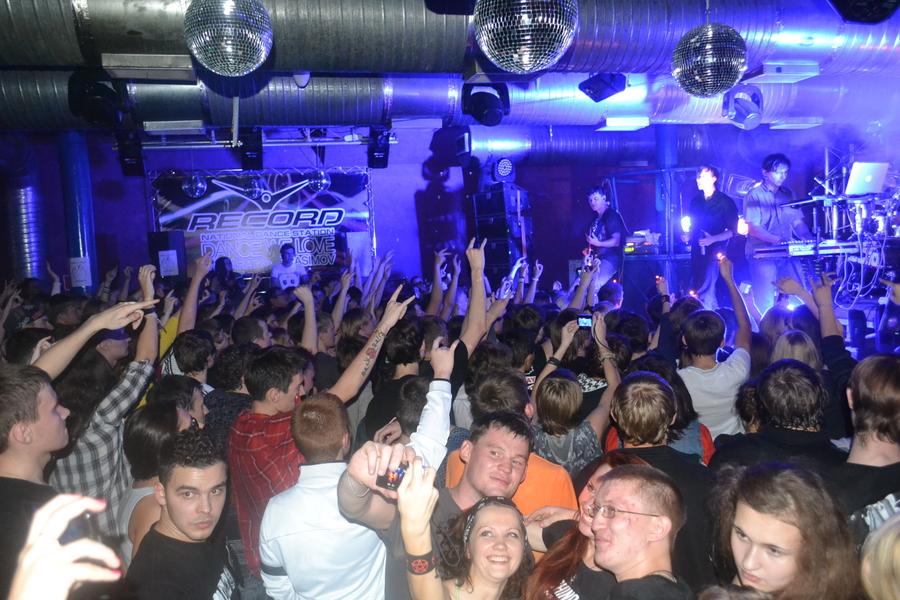 В Перми выступила группа «Lumen» - фото 2