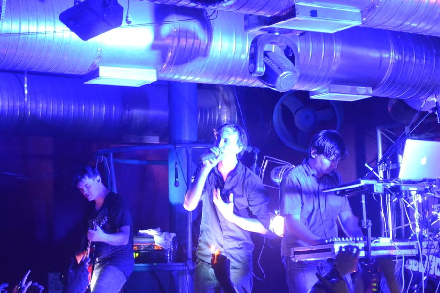 В Перми выступила группа «Lumen» - фото 8