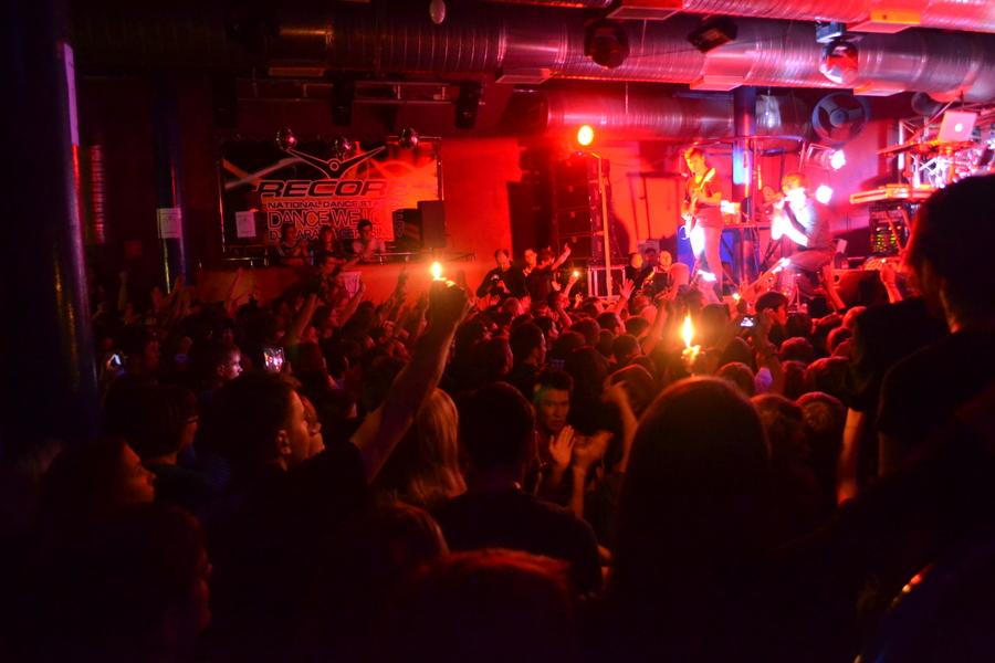 В Перми выступила группа «Lumen» - фото 11