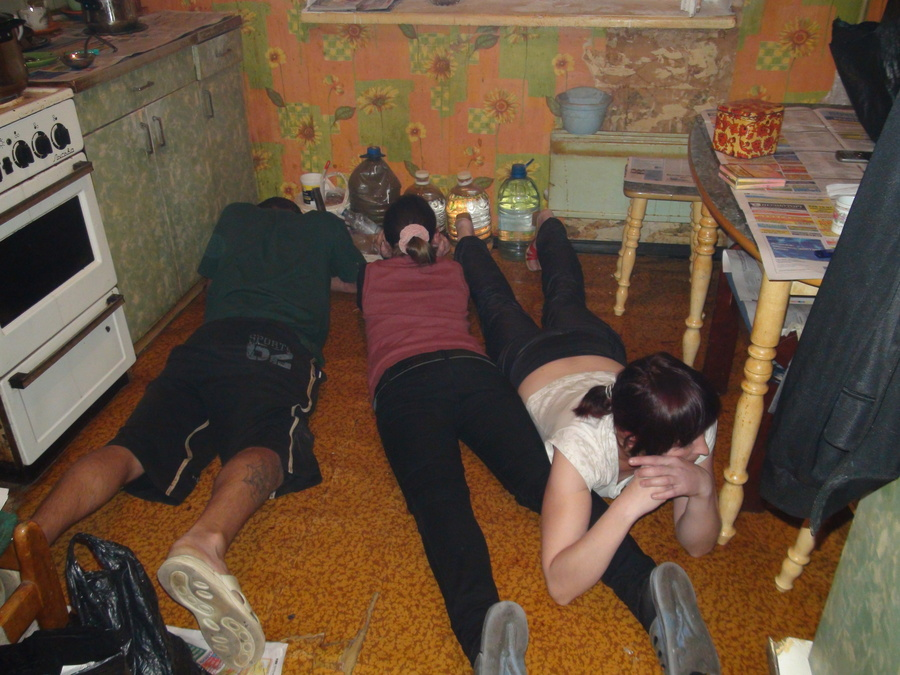 В Перми в микрорайоне Парковый разогнали наркопритон - фото 1