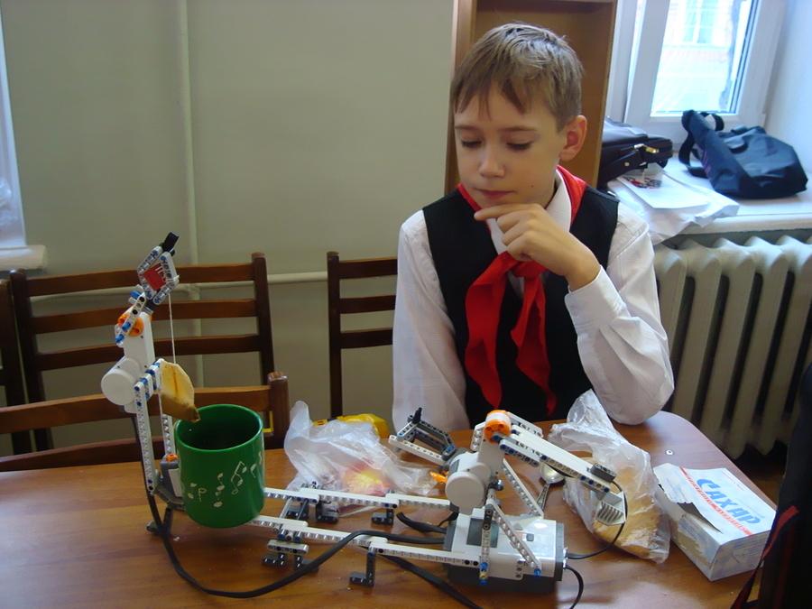 В Перми состоялись соревнования по робототехнике