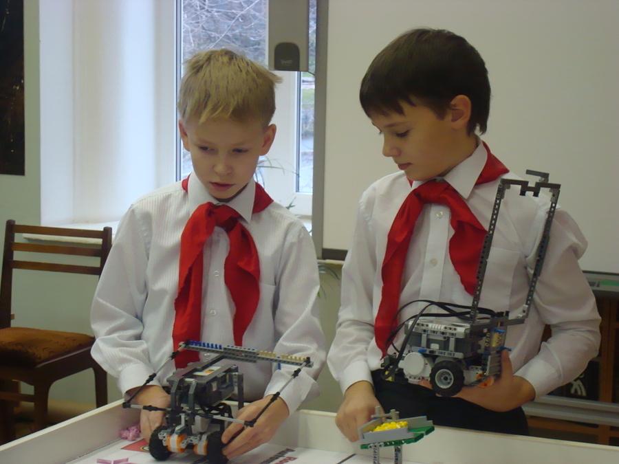 В Перми состоялись соревнования по робототехнике - фото 4