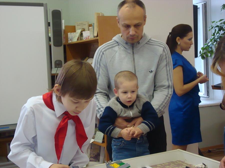 В Перми состоялись соревнования по робототехнике - фото 11