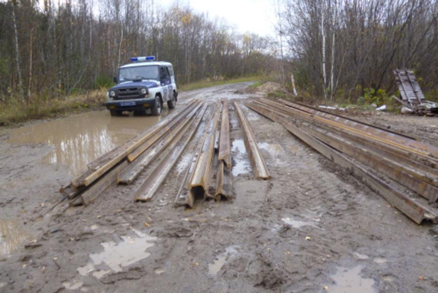 В Пермском крае украдено 12 километров рельс