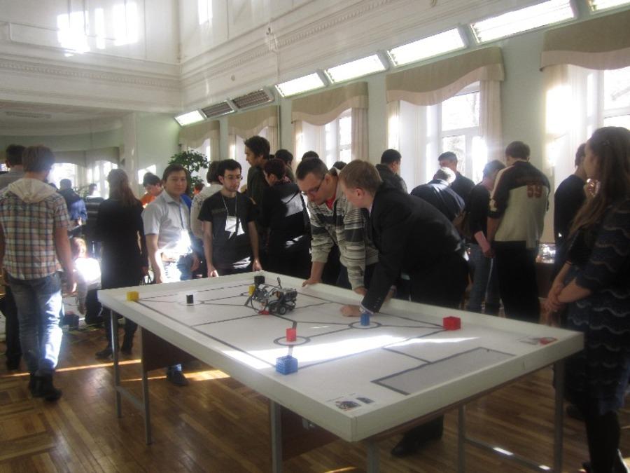 В Перми соревновались создатели роботов - фото 1