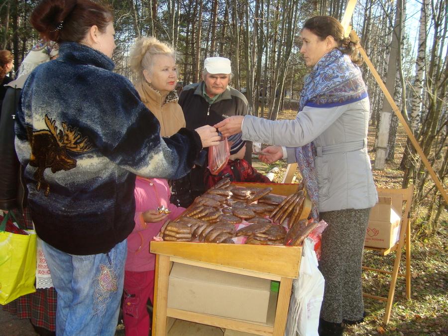 В селе Бершеть отпраздновали Покров