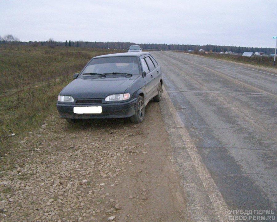 В Пермском крае 5-летний мальчик попал под колеса машины полицейского - фото 1