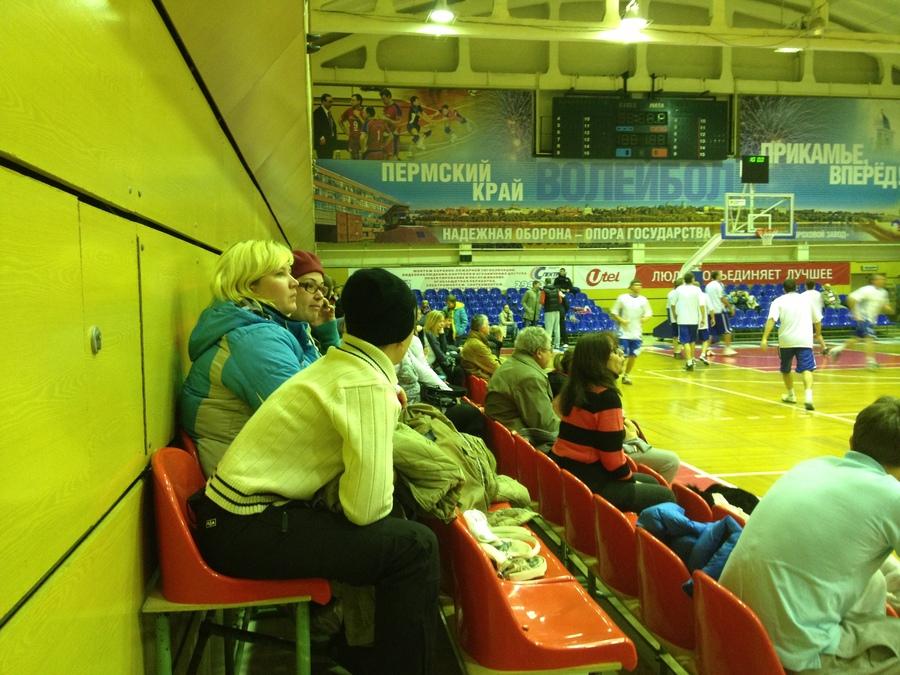 Кубок Перми по баскетболу достался команде «Экскурс»