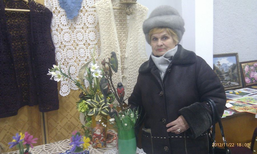 Подарок маме в пермском Дворце культуры имени Калинина