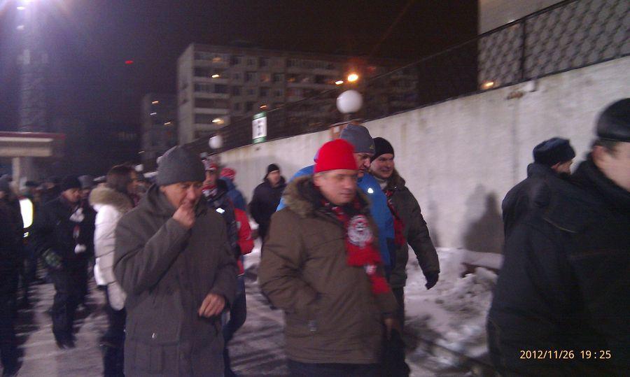 Пермский «Амкар» потерпел очередное домашнее поражение - фото 12