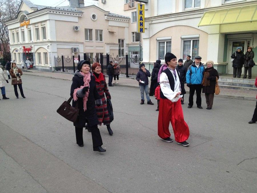 В Перми празднуют День народного единства
