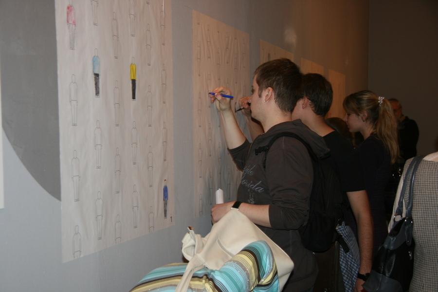 В Перми состоялось открытие выставки «Anonymous» - фото 1
