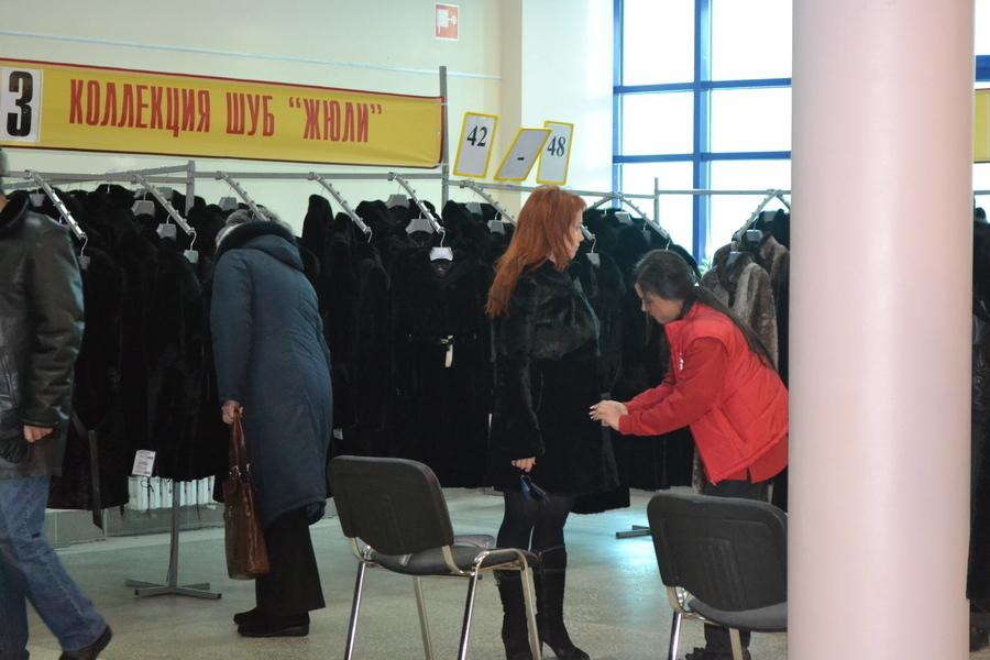 В Перми проходит выставка-продажа шуб и дубленок - фото 2. Нажмите для