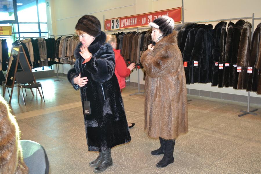 В Перми проходит выставка-продажа шуб и дубленок - фото 5. Нажмите для просмотра следующей
