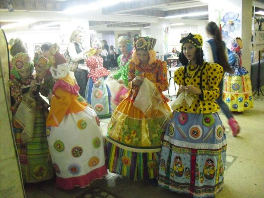 В Перми прошел конкурс детских театров моды