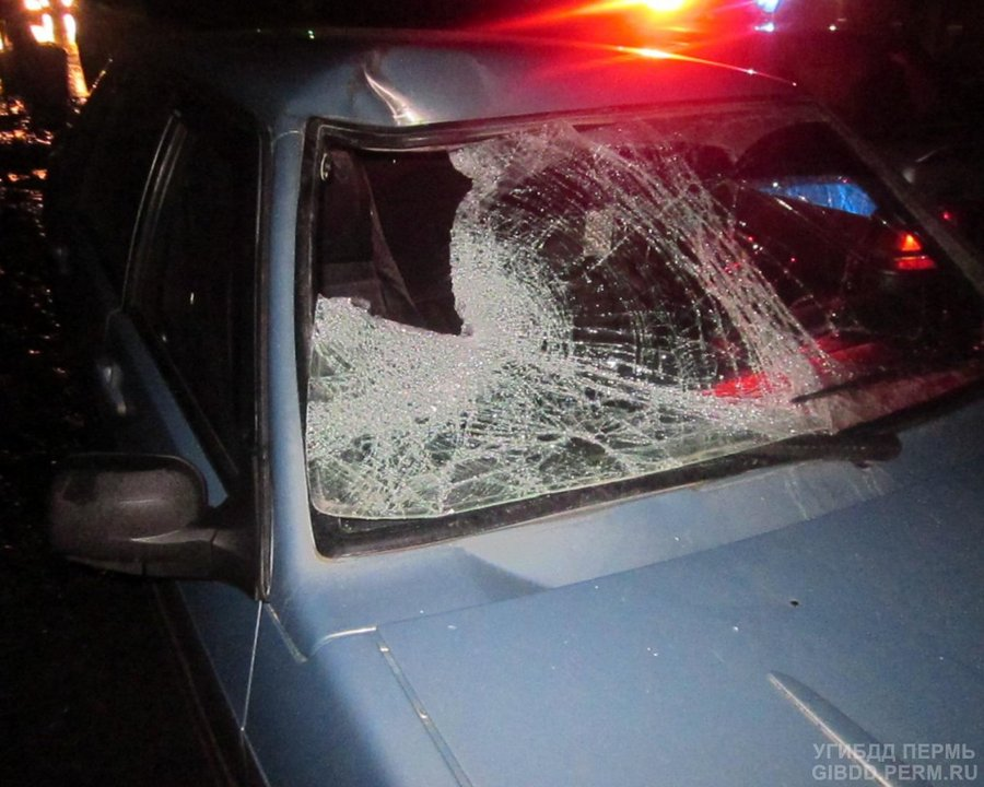В Индустриальном районе Перми под колесами погиб пешеход - фото 1