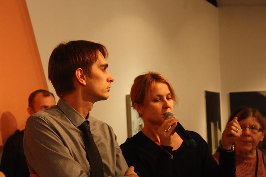В Пермском музее современного искусства вчера было не протолкнуться - фото 1