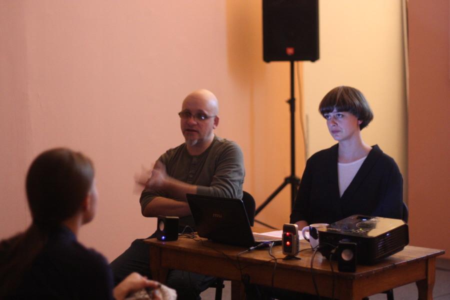 В PERMM прошла лекция датской художницы Терезы Химмер. - фото 1
