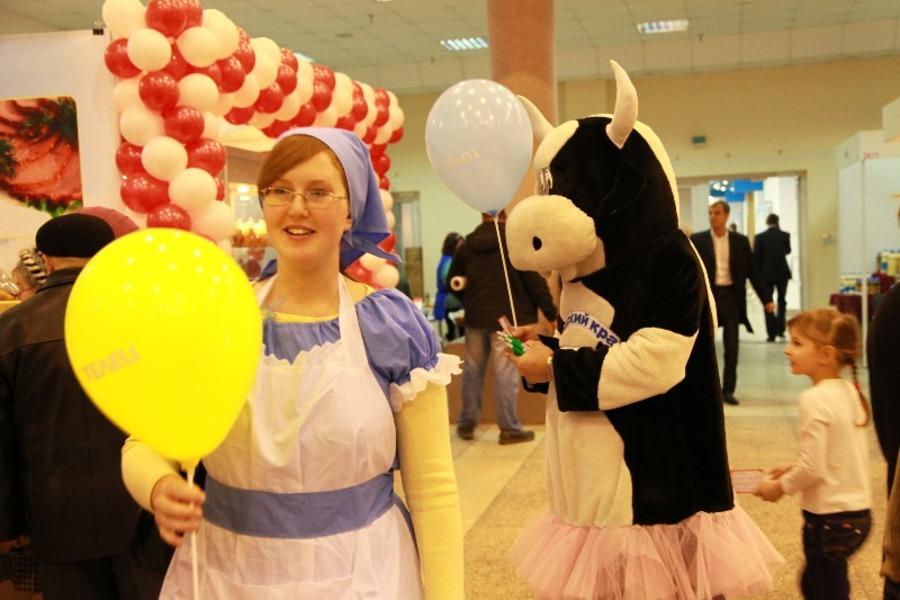 На «Пермской ярмарке» посетители поели на халяву