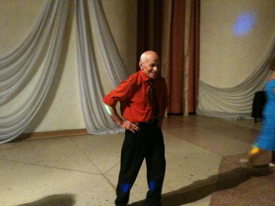 В Перми прошёл танцевальный вечер для ветеранов - фото 1