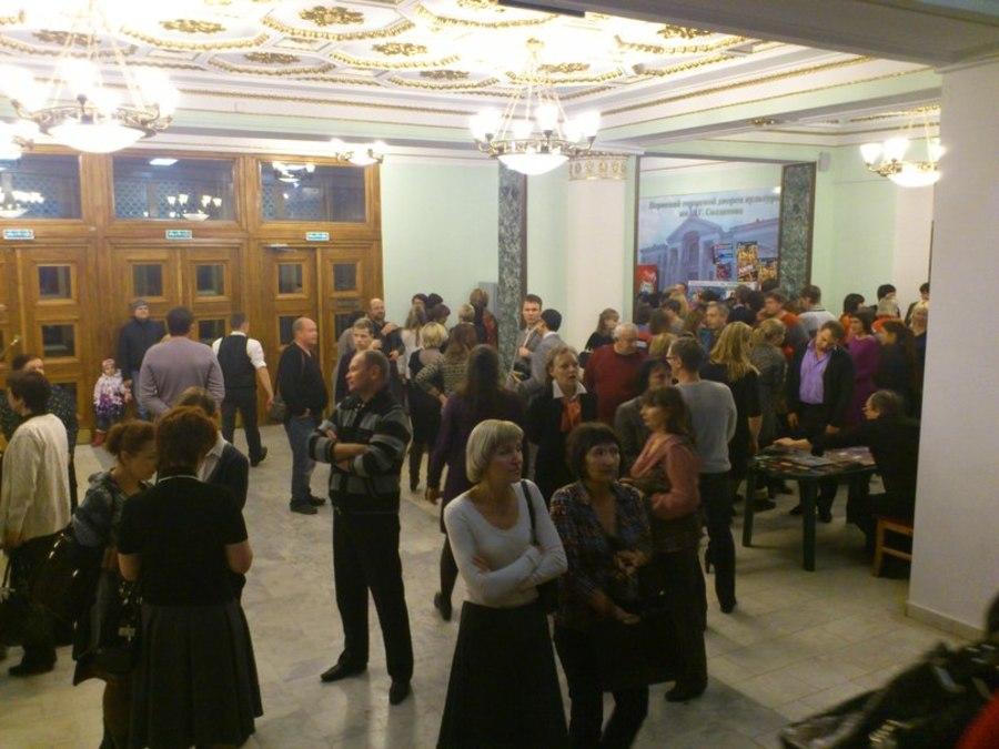 В Пермь из Санкт-Петербурга привезли рок-оперу