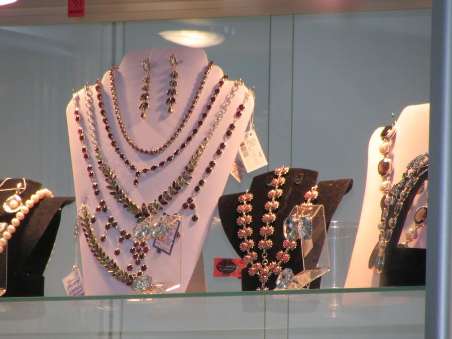 В Перми открылась выставка ювелирных изделий