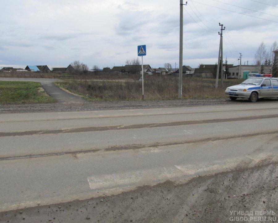 В селе Орда под колеса попал первоклассник