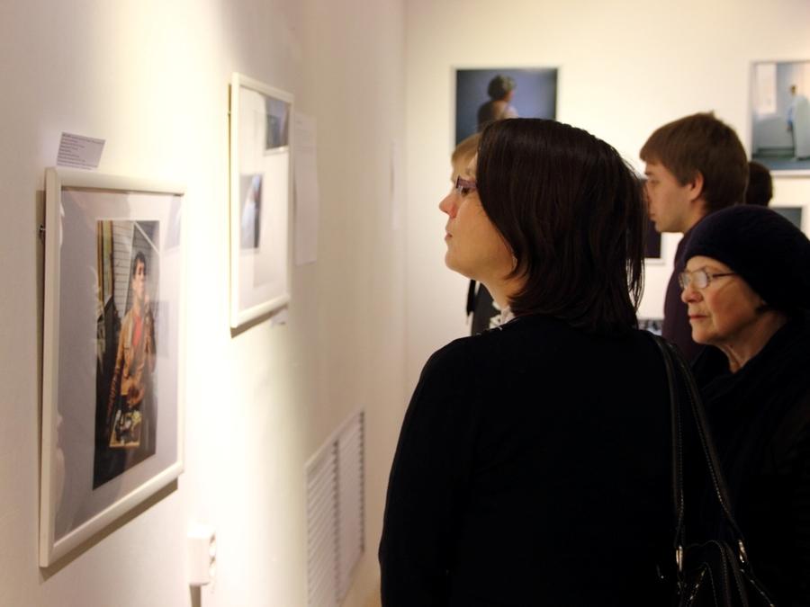 Фотографы и скульпторы представили свои работы в пермской Арт-резиденции