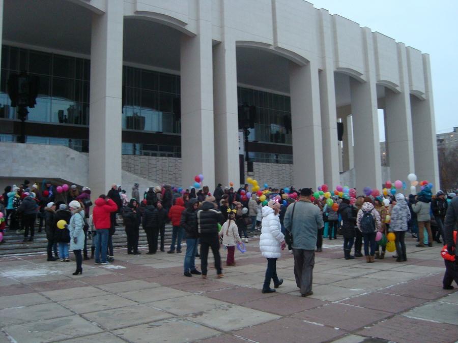 В Перми состоялось нашествие шаров - фото 3