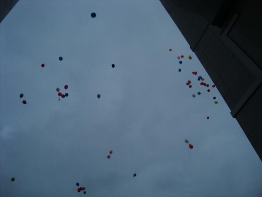 В Перми состоялось нашествие шаров - фото 4