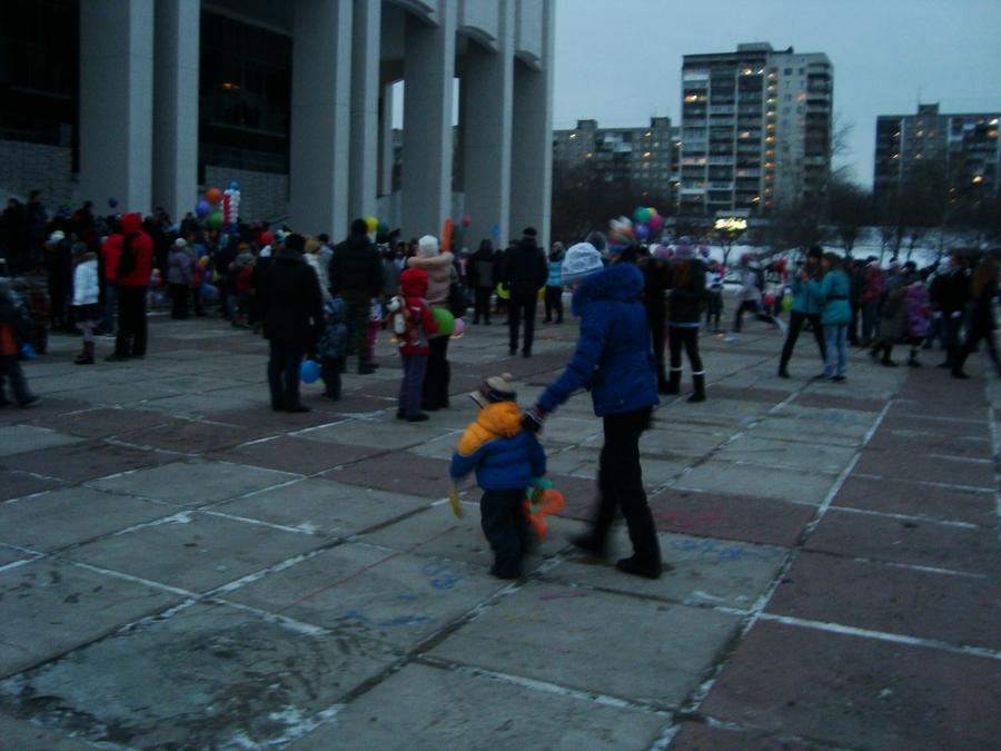 В Перми состоялось нашествие шаров - фото 5
