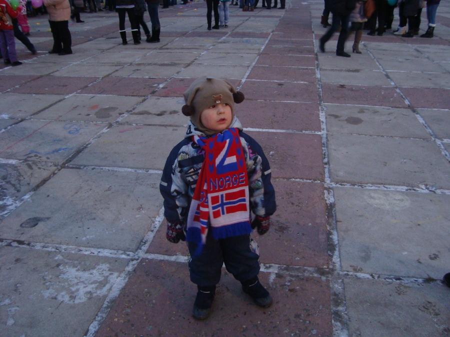 В Перми состоялось нашествие шаров - фото 7
