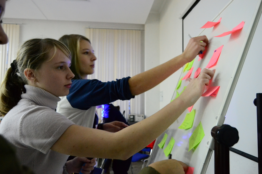 В Перми появилась первая бесплатная арт-школа