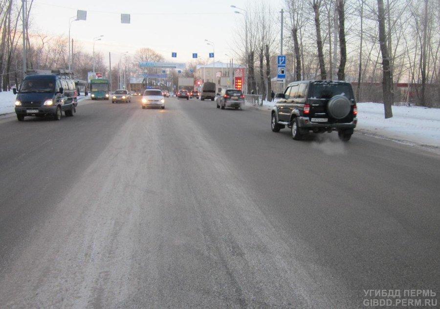 В Дзержинском районе водитель Нексии сбил пятиклассника и скрылся - фото 1