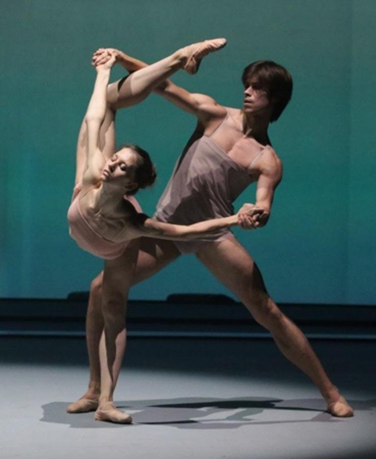 Пермская балетная пара – вторая в России