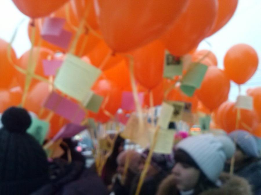 В Перми прошла акция, посвященная Дню инвалидов - фото 1