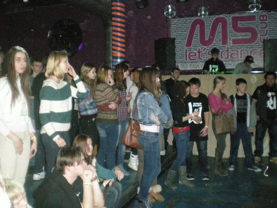 В Перми собрались уличные танцоры со всего края - фото 1