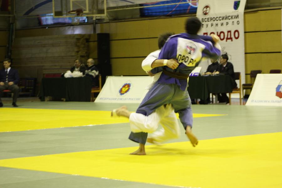 Пермские дзюдоисты завоевали 8 золотых медалей - фото 1
