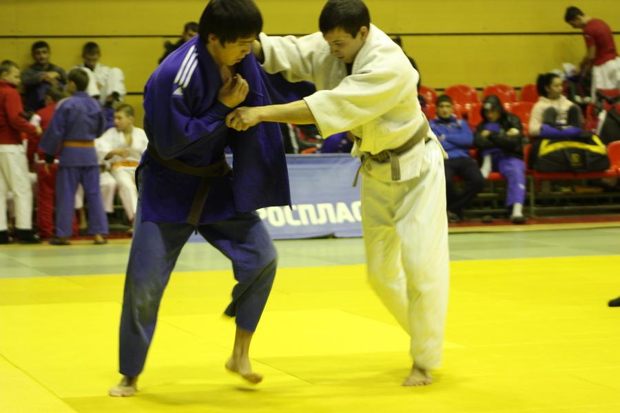 В Перми завершился всероссийский турнир по дзюдо