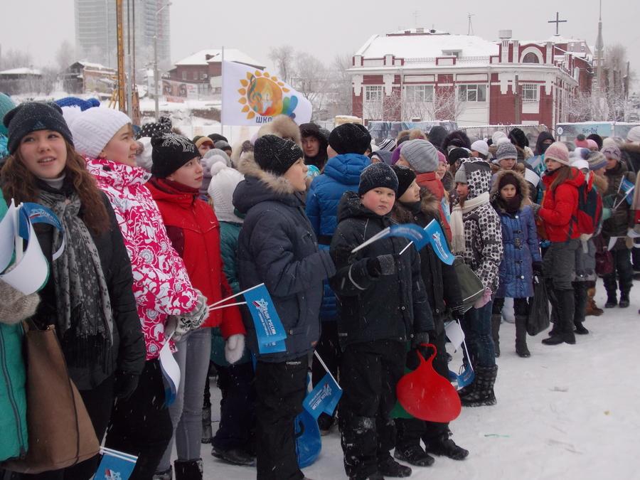 Снежные мастера из разных стран собрались в Перми.