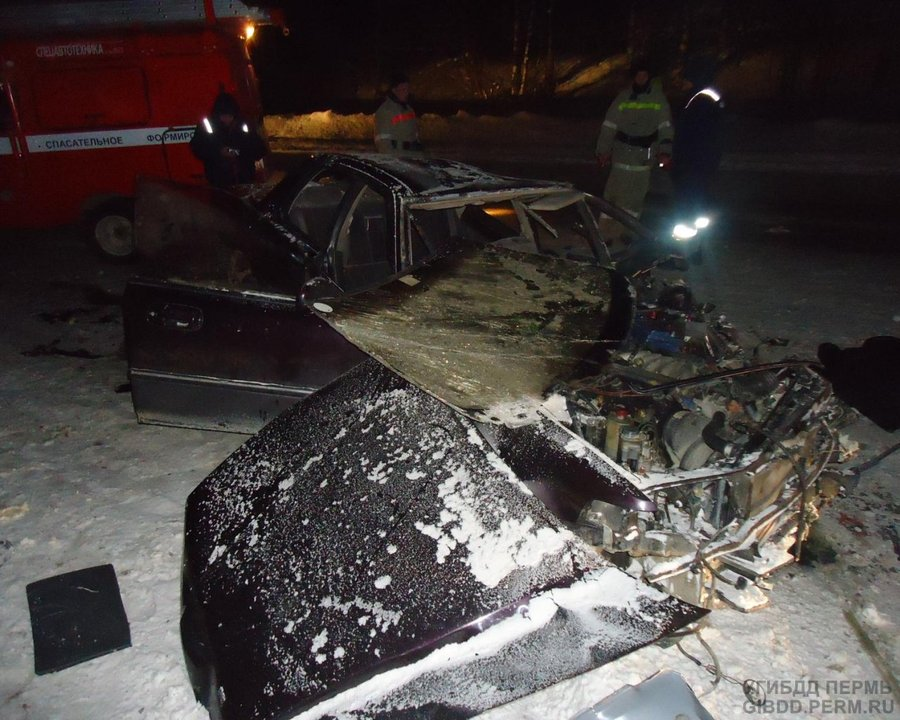 Первого января на дорогах края погибли три человека - фото 1