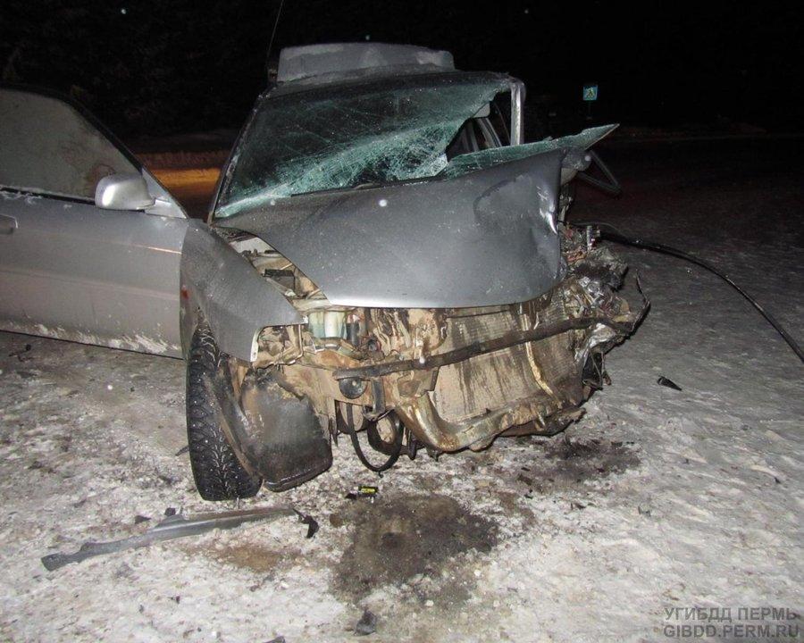 Первого января на дорогах края погибли три человека - фото 4