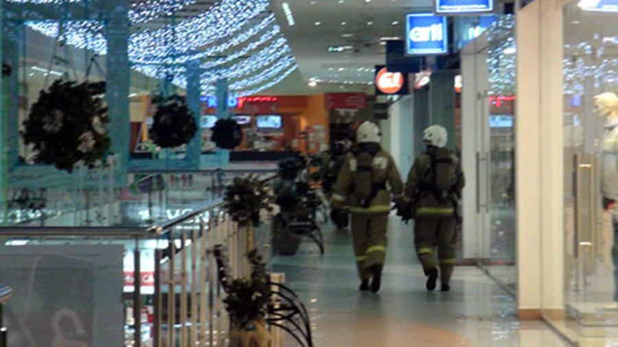 В Ижевске взорвался торговый комплекс «Столица»