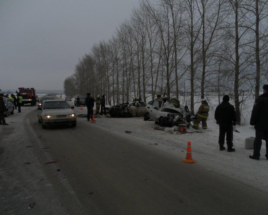 В автокатастрофе на трассе Пермь — Екатеринбург виновен водитель Хендая