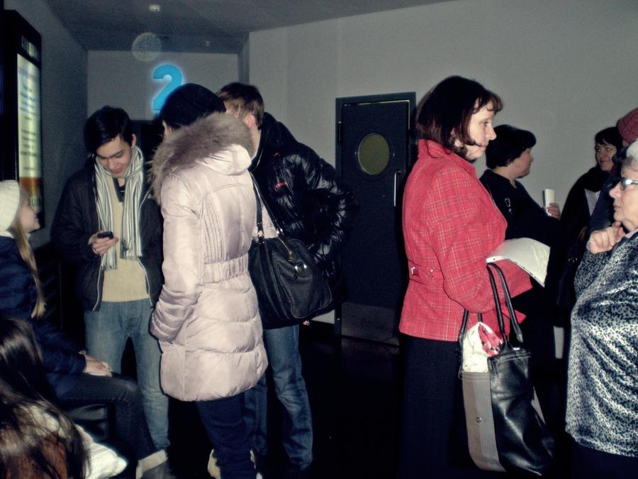 В Перми началась Рождественская наделя кино