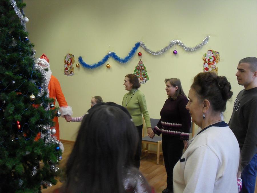 В пермской библиотеке отпраздновали Новый год и День холодильника - фото 13