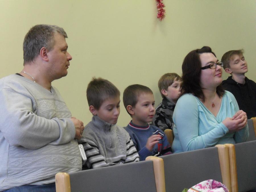 В пермской библиотеке отпраздновали Новый год и День холодильника - фото 21
