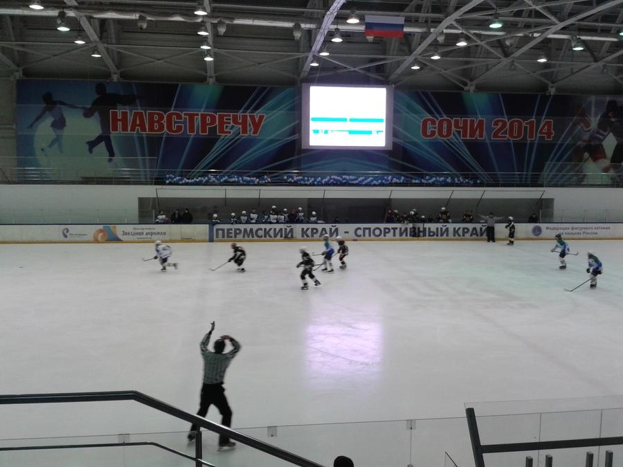 Пермский «Октан» забил шайбу в мышиную норку, а «Торос» бил по воротам