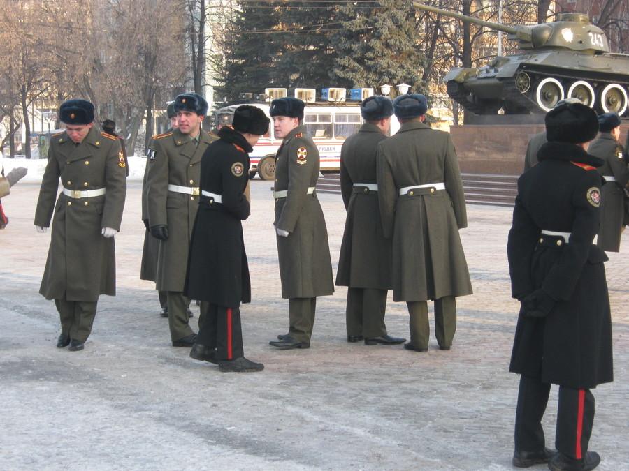 В Перми отдали дань уважения и памяти защитников Отечества