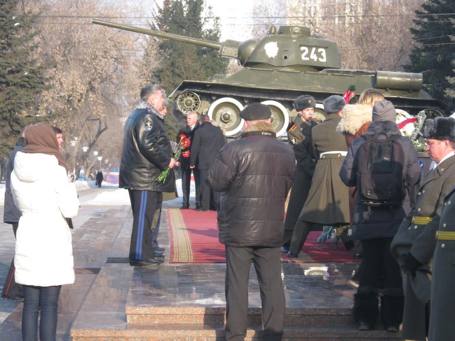 В Перми отдали дань уважения и памяти защитников Отечества - фото 4